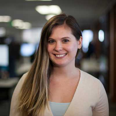 Picture of Tori Teagle, Software Development Engineer at Smartsheet