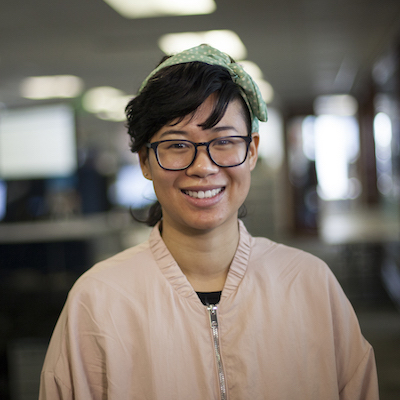 Picture of Liz Leong, Software Development Engineer at Smartsheet
